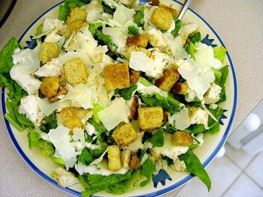 Receita de Salada Caesar – Saiba como Fazer