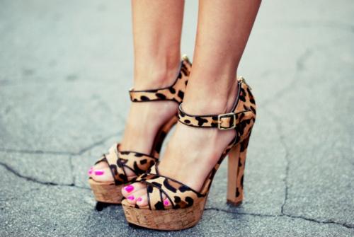 Sandálias de Oncinha, Tendências 2012 – Fotos e Modelos