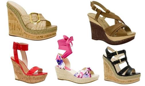 Sandálias Espadrilha Moda 2012 – Fotos e Modelos
