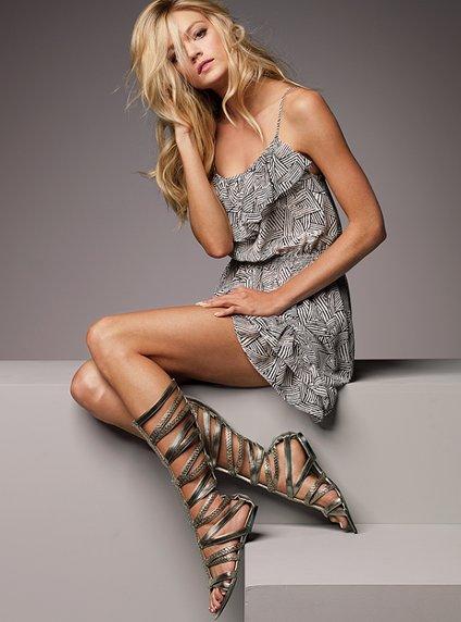 Sandálias Romana Moda 2012 – Tendências e Modelos