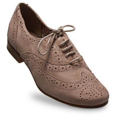 Sapato oxford feminino