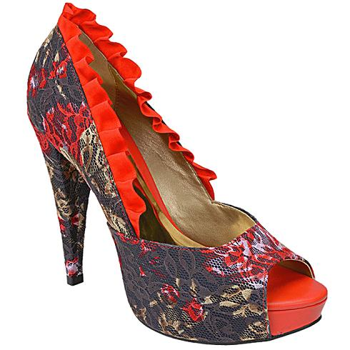 Sapatos de Renda Femininos, Dicas e Fotos