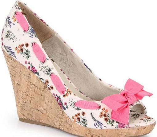 Sapatos Estampados, Tendências 2012