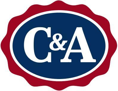Site das lojas C&A