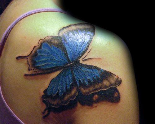 Tatuagens 3D Femininas – Dicas e Fotos