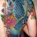 tatuagem-de-carpa
