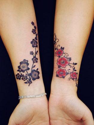 Tatto Femininas on Tatuagens Femininas No Pulso   Fotos E Modelosguia Sa  De