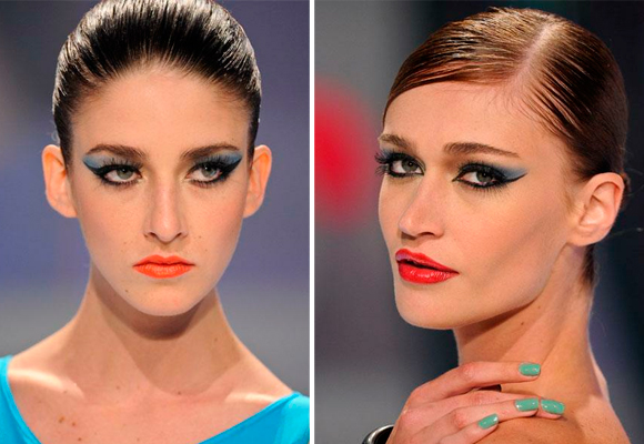 Tendências de Maquiagem 2013, Dicas e Fotos