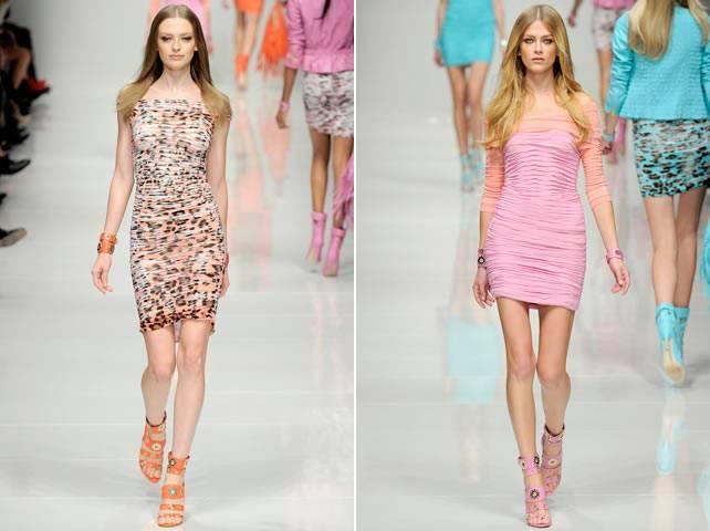 Vestidos Coloridos – Moda Primavera Verão 2012