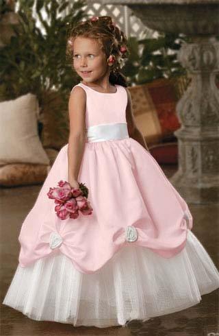 Vestido Infantil para Casamento – Dicas e Modelos