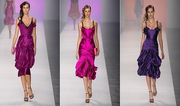 Vestidos Brilhantes Moda 2014: Fotos, Modelos