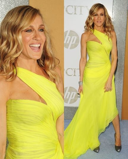 Vestidos Coloridos Moda Verão 2012