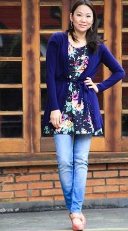 Vestidos com Calças, Fotos e Dicas de como Usar