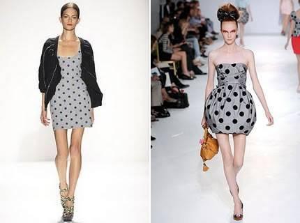 Vestidos de Bolinhas Femininos, Dicas e Fotos
