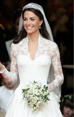 Vestido de Noiva Inverno 2012 – Tendências e Fotos