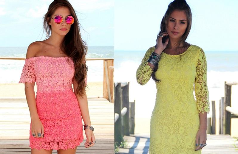 Looks da moda 2014 vestidos