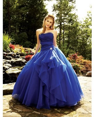 Vestidos para Festa de 15 anos | Moda 2012