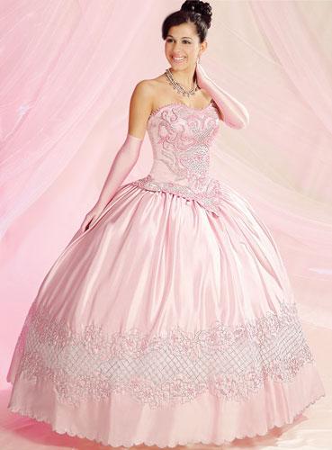 Vestidos para Festas de 15 anos | Tendências 2012
