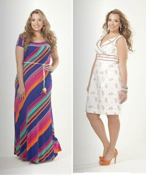 Vestidos para Madrinhas Plus Size 2012 – Fotos e Modelos