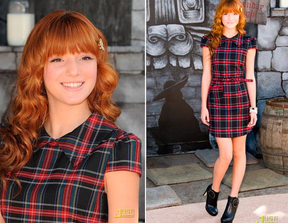 Vestidos Quadriculados 2012 – Fotos e Modelos
