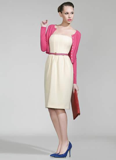 Vestidos Sociais – Tendências 2012