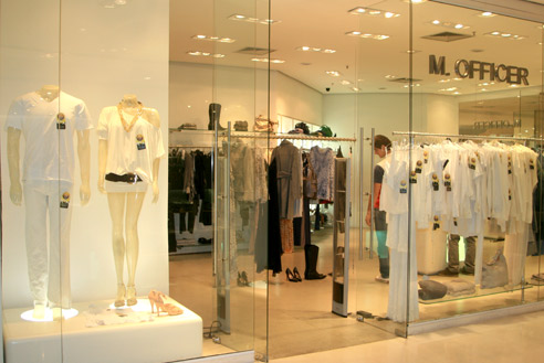 Lojas M Officer – Tendências Moda 2011