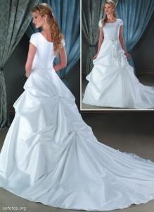 Vestido de Noiva 2012 – Novidades e Tendências