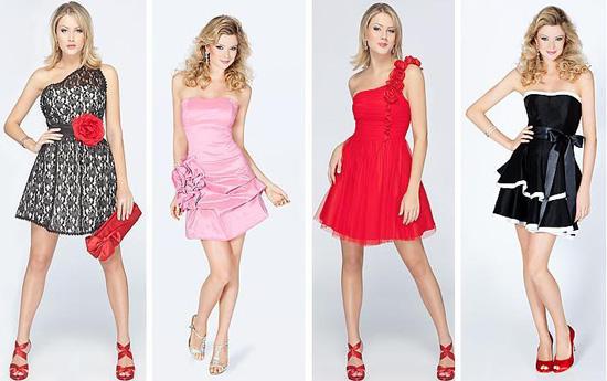 Vestidos de Gala 2012 – Fotos e Dicas