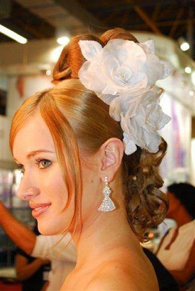 Acessórios de Cabelos Para Noivas 2012