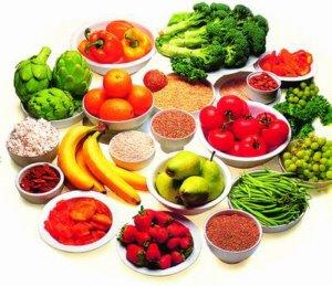 Alimentos que contém minerais