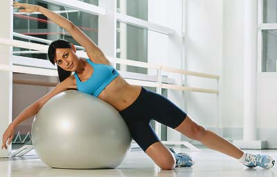 Exercícios Alongamentos