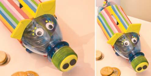 Garrafas Pet – Como Reciclar e Fazer Artesanato com Garrafa Pet