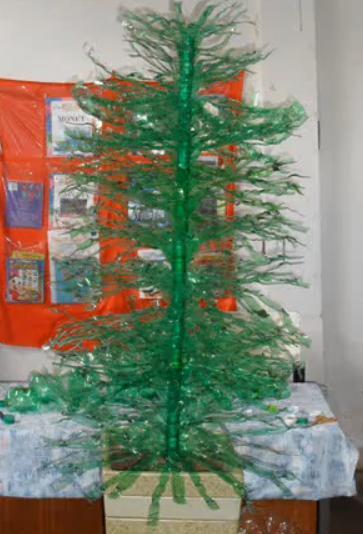 Árvore de Natal Artesanal, Saiba como Fazer