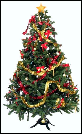 Árvores Decoradas para o Natal, Dicas e Fotos