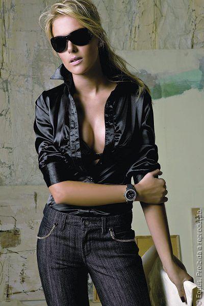 Blusas de Cetim – Fotos e Modelos