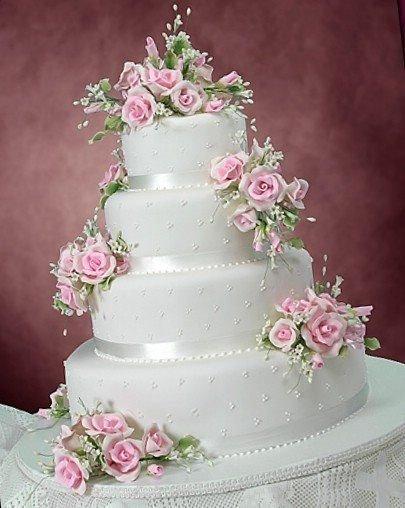 Como Escolher o Bolo de Casamento – Fotos e Dicas