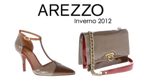 Coleção Inverno 2012 Arezzo