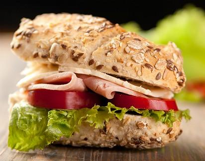 Como Fazer Sanduíche Natural em Casa, Receita Fácil