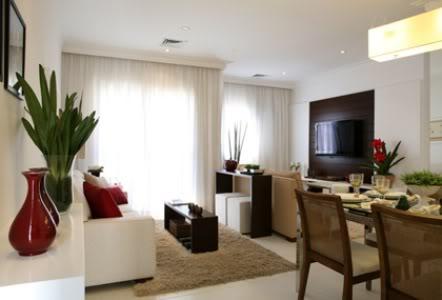 Como Decorar um Apartamento Pequeno – Fotos