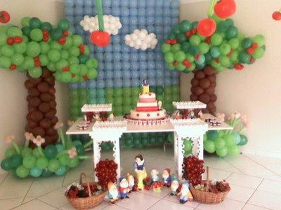 Decoração de Festa Infantil Simples – Dicas e Modelos