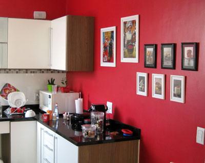 Decoração de Cozinha com Quadros, Dicas e Fotos