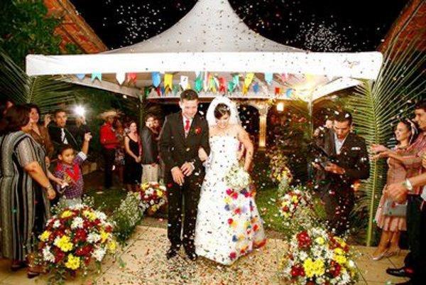 Decoração para Casamento Junino – Fotos, Dicas, Modelos