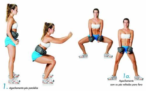 Dicas de Exercícios Simples para Definir e Engrossar as Pernas