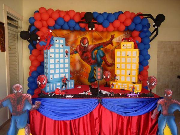 Festa de Aniversário de Menino: Decoração, Fotos