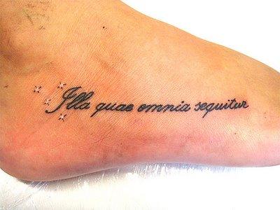 Frases em Latim para Tatuagens: Dicas, Fotos