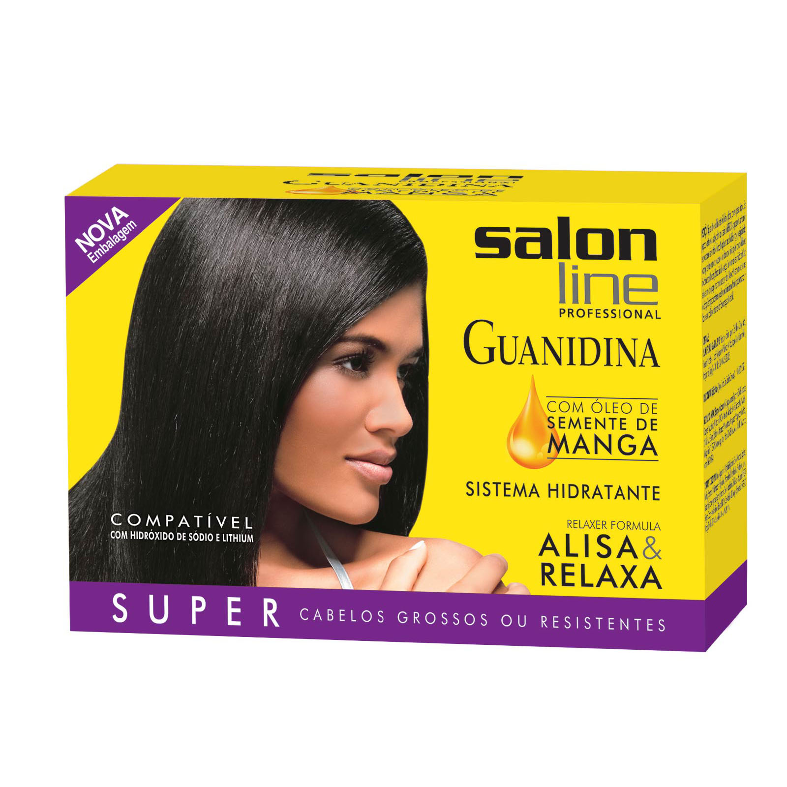 Guanidina Salon Line