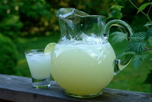 Suco de Limão com Bicarbonato: Receita Simples