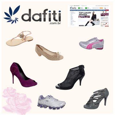 Loja Calçados Dafiti – www.dafiti.com.br