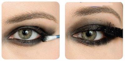 Maquiagem Olhos Esfumaçados