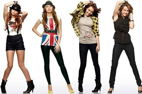 Moda Adolescente 2012 – Tendências e Dicas para se Vestir